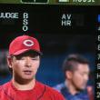 ヤクルトVS.広島 8回戦@神宮球場 18年5月
