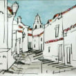 1350.カステロ・デ・ヴィデの町角