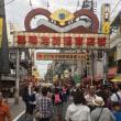 東京散歩(大塚→シビックセンター→歌舞伎町→浜離宮→上野など)