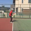 ■フットワーク 膝が痛くなる原因は、○○○○です  〜才能がない人でも上達できるテニスブログ〜