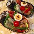 卵かけご飯の夕ご飯&今日のお弁当