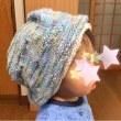 むらっちん!編み物をする。