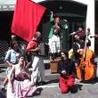 ジョリモーム路上コンサート(パリ)「マクドのストライキ」