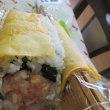 桃のお寿司