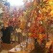 紅葉した造花・アートフラワー・フェイクグリーンが入荷しました。
