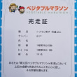 第32回ベジタブルマラソン in 彩湖に参加