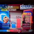 アメリカ大統領選挙!!