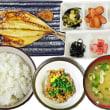 隠れ家飯屋 鰻麺天庵@川越市 鮭の次は鯵納豆朝定食290円とリーズナブルでも満足感有り