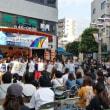 2011/9/24 創大祭駅前イベント