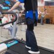 体幹リハビリです、歩行の姿勢が幾分良くなったのを理学療法士は気がついてくれるかしら。祈ります。