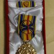 カンボジアより感謝状と勲章の贈呈がありました