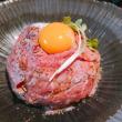 噂のローストビーフ丼〜☆