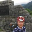 灼熱のロングライド、平湯峠〜神岡周回110km。