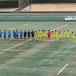 京都FAカップ 京都紫光クラブvs京都伏見蹴友会 観戦。