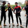 Storm riders(^-^) なんだかんだやっぱりhappy surf(≧∇≦)