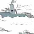 中国は世界的な漁業戦争を展開している  (1)