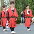 朝霞富士見町内会祭りの夏舞徒・・3