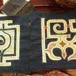 キロロの仲間刺繍