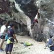 タイ南部アイランドホッピングの旅 7日目 クライミング