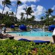 ハワイ旅行編(17) TheTerrace (The Ritz Carlton Kapalua) ~豪華リゾートホテルで優雅なBreakfast ~