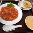 四川飯店にて昼食