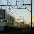 2017年12月18日 小田急 柿生 8063F