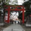 新宿、花園神社