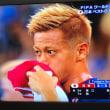 感動の早朝の日本代表選 @ロシアワールドカップ