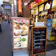やはり秀味園は、ルーローハン(魯肉飯)、単品だと500円、セット(スープ+杏仁豆腐)で800円。