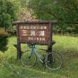 千万町坂~三河湖 120km (115.3キロ走りました)