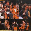 シューベルト 死と乙女(弦楽合奏版)他ーコパチンスカヤ+セントポール室内管弦楽団 輝く生命感ーカタルシス