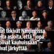 中国:フィンランドで南京大虐殺プロパガンダ発覚。1月19日虎ノ門ニュース:大高未貴