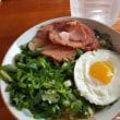 サッポロ一番 ねぎたま拉麺 優待焼豚添え&カブドットコムマグカップ・魚津の水