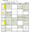 OFBL2017年秋季リーグ戦日程表および試合結果