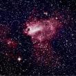 18/04/20 県民の森 決戦は金曜日! part9 「オトナの仕上げ? オメガ星雲 M17(NGC6618)」