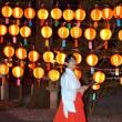 佐瑠女(さるめ)神社 万燈祭り (伊勢市宇浦田町
