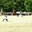 鹿沼秋祭り  野球楽しく