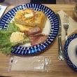 静鉄ストア長泉店のガーデンカフェ