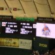 プロ野球  読売ジャイアンツ 対 阪神タイガース  10.8.4 @東京ドーム