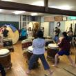 太鼓練習の前座