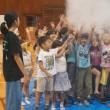 8月18日 貴船小学校学童のみなさんと、科学遊びを楽しみました