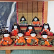 萬松山可睡斎の日本最大級の32段・1,200体のひな飾り