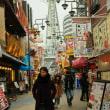通天閣。大阪やでっ( 笑)!トミーのホームタウンやねん。