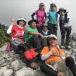 2018光岳・聖岳登山ツアー:1日目にして百名山完登!