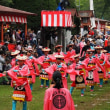 2017 日本のふるさと 遠野まつり  二日目