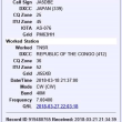 AP2AM (Pakistan) / FT8 を Cfm