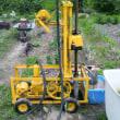 小型井戸掘り機の購入に注意してください