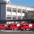 消防団観閲式