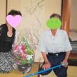 金婚式の祝いを娘達が企画してくれました。