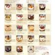 パティスリー・レ・ジュール・ウールーのデコレーションケーキ